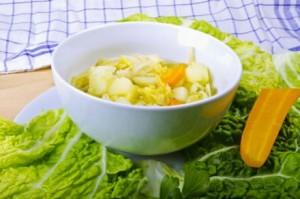 Dieta de la Col Para Bajar de Peso